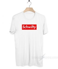 Rick and Morty Get Schwifty T-Shirt