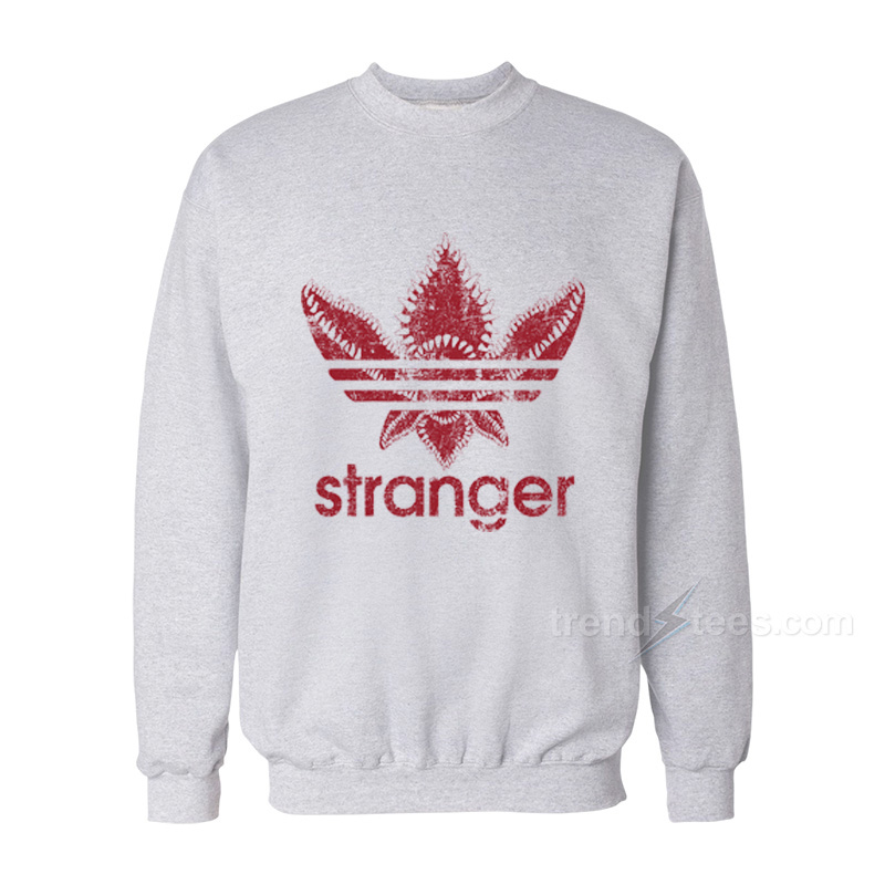 Stranger Things Logo Sweatshirt