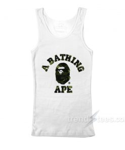 Bathing Ape Tank Top