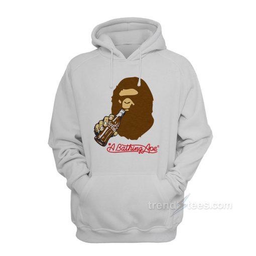 a bathing ape coca cola 1 510x510 - Bathing Ape Coca Cola Bape Hoodie Cheap For Women's or Men's