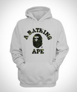 A Bathing Ape Hoodie For Women's Or Men's