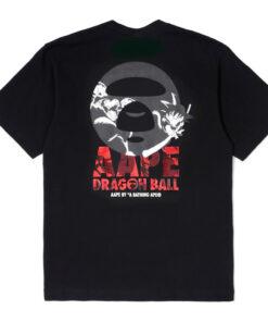 Aape Dragon Ball T-Shirt Cheap Custom Unisex