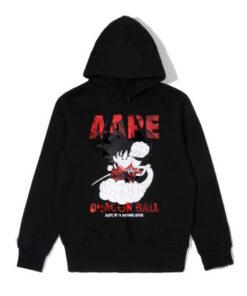 Aape Dragon Ball Hoodie