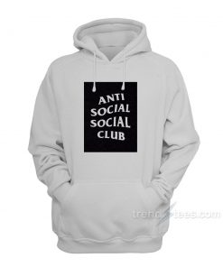 Anti Social Social Club Box Logo Hoodies