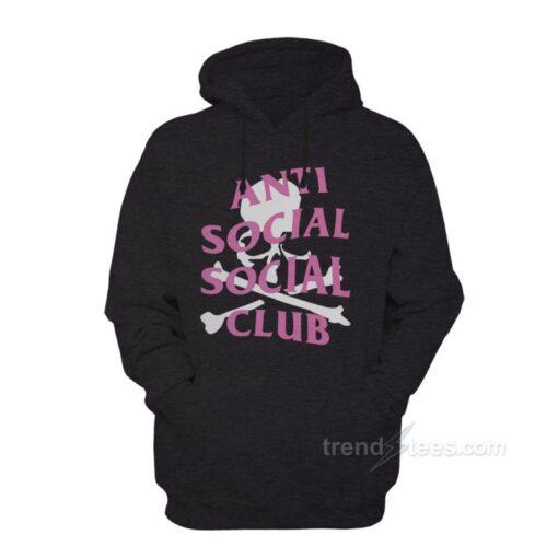 Anti Social Social Club Skull Hoodies