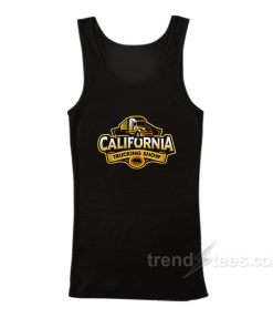 California Trucking Show Tank Top