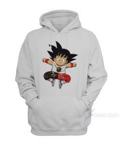 Goku Bathing Ape Hoodie For Women's Or Men's