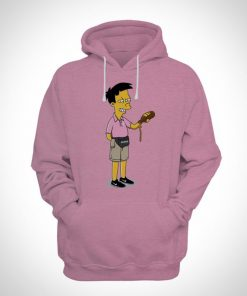 Rich Chigga Simpson Hoodies