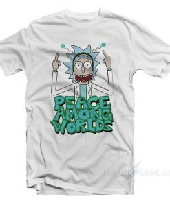 Rick Sanchez Peace Among Words