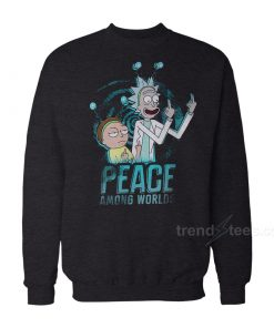 Peace Among Wordls Sweatshirt