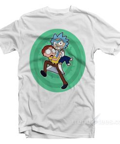 Rick And Morty T Shirt Cheap Custom