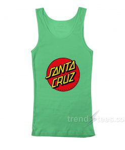 Santa Cruz Skateboards Tank Top