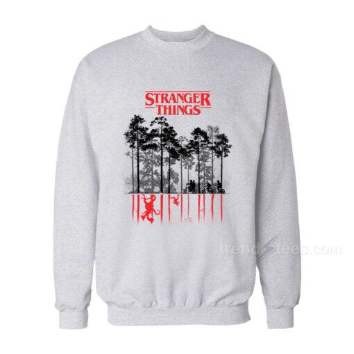 Stranger Things The Upside Down Sweatshirt