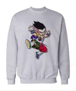 vegeta hypebeast scaled 247x296 - Vegeta Super Saiyan Hypebeast Sweatshirt