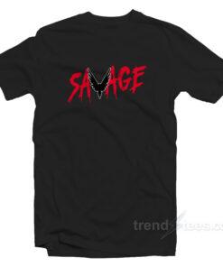 Logan paul Savage 247x296 - Logan Paul Savage T-Shirt Cheap Trendy Clothing