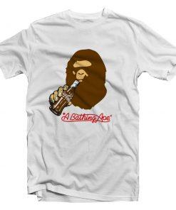 A Bathing Ape Coca Cola T-Shirt Cheap Custom