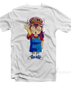 Arale Shirt Dragon Ball shirt