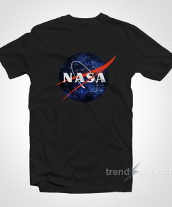Nasa Space T-Shirt Cheap Trendy Clothes