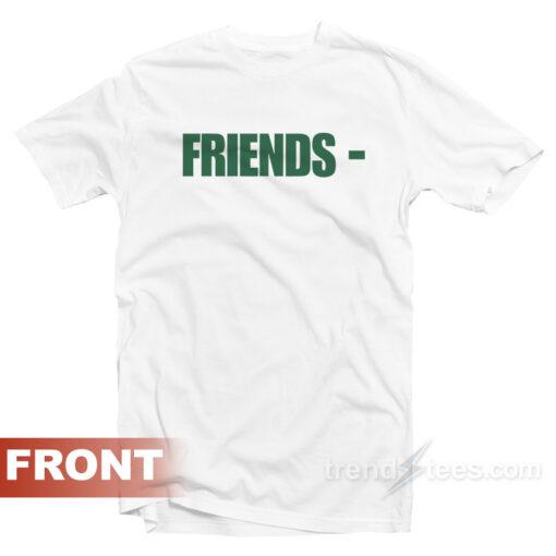 VLONE Friends Snake T-Shirt