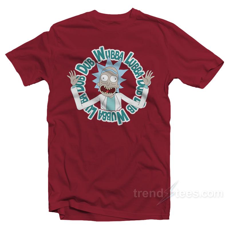 53a4ec11ebc Rick Sanchez Rick and Morty Merch Cheap Trendy Clothes - Trendstees