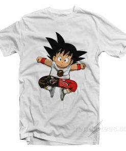 Oozaru Goku Ape T-shirt Cheap Trendy Clothing