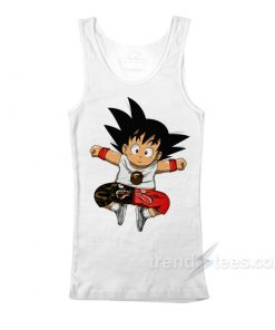 Goku Bape Dragon Ball Z Tank Top