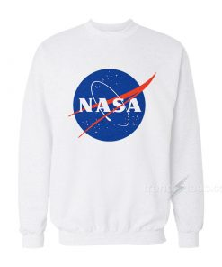 Nasa Logo Sweatshirt Cheap Trendy Clothes