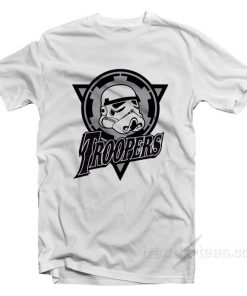 Trooper T-shirt Cheap Trendy Clothing
