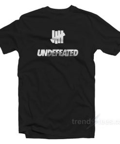 Undefeated T-shirt Cheap Trendy Clothing