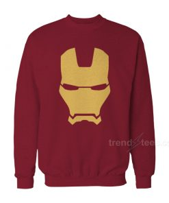 Buy Iron Man Mask Sweatshirts