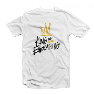 King Of Everything T-Shirt Wiz Khalifa