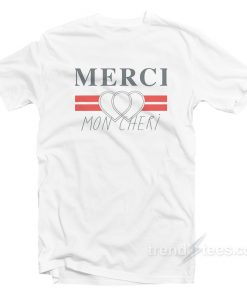 Merci Mon Cheri T shirt 247x296 - HOME 2