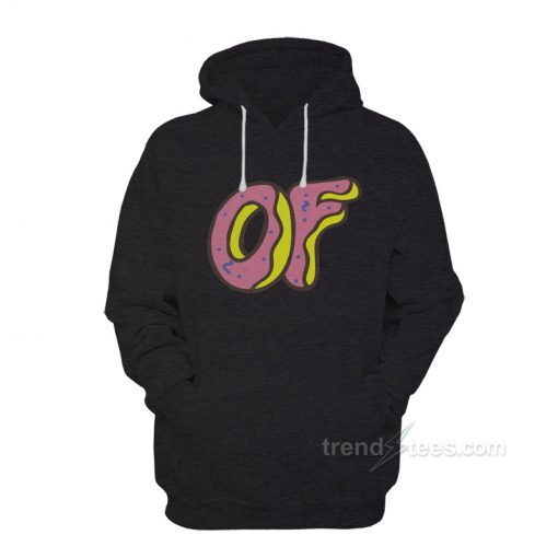 Of Future Black Hoodie Cheap Trendy Clothes Unisex