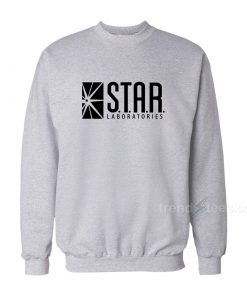Star Laboratories Star Labs Sweatshirt