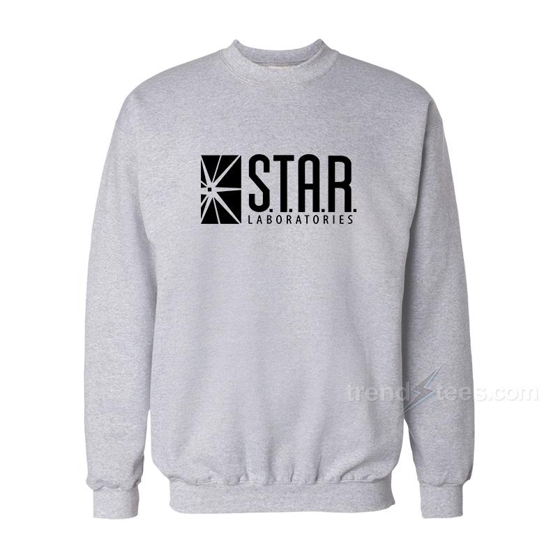 dcccef006 Star Laboratories Star Labs Sweatshirt For Women's or Men's - trendstees