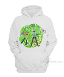 Rick And Morty Hoodie Cheap Trendy Clothes Unisex