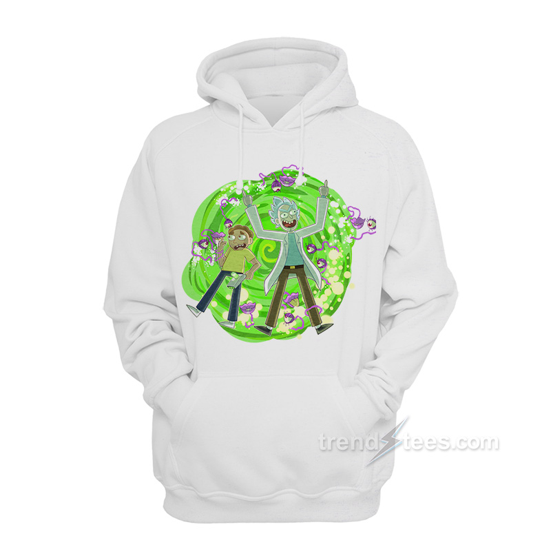 938005ecffa9 Rick And Morty Hoodie Cheap Trendy Clothes Unisex - trendstees.com