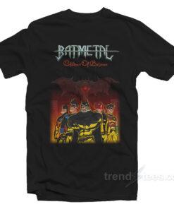 Children of Batmetal T-Shirt Cheap Custom