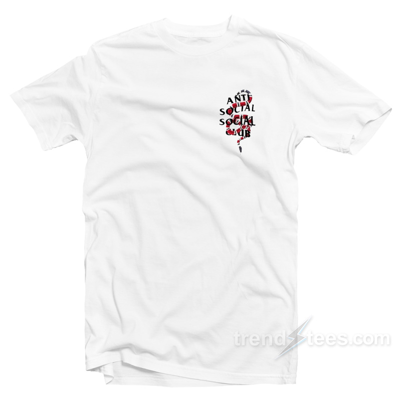06c14042 ASSC Gucci Parody Brand Made T-Shirt With Streetwear Logos