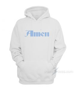 Rich Brian Amen Hoodies Unisex