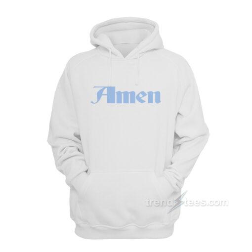 Rich Brian Amen Hoodies Unisex