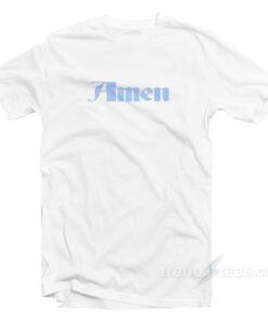 Rich Brian Amen T-shirt Size S, M, L, XL,2XL,3XL