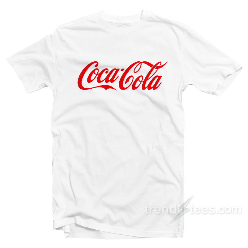 48a2fd6145844 Coca-Cola T-Shirts For Sale Women s or Men s For Sale - Trendstees.com