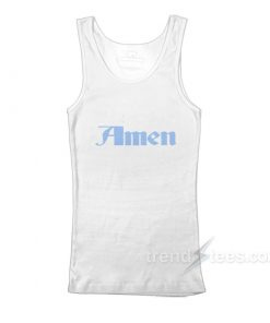 Rich Brian Amen Tank Top