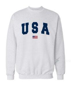 Team USA Olympic Flag Sweatshirt
