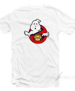 Baby Milo x Ghost Busters T-Shirt Unisex