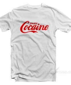 Cocaine Coca-Cola T-Shirt Women's or Men's