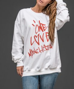 Ariana Grande One Love Manchester Sweatshirt