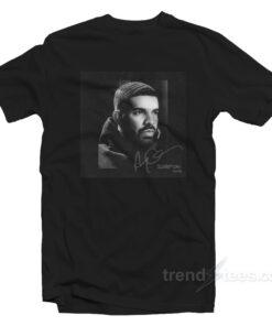 Drake Scorpion Album Cover T-Shirt