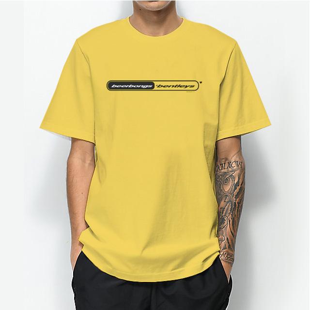 Post Malone Beerbongs and Bentleys T-shirt